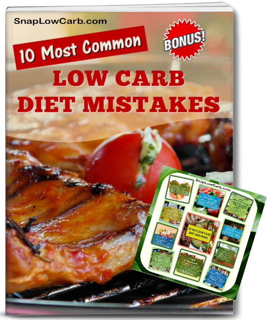 For a hassle-free, healthy transition into a low-carb diet, make sure you're avoiding these common mistakes.