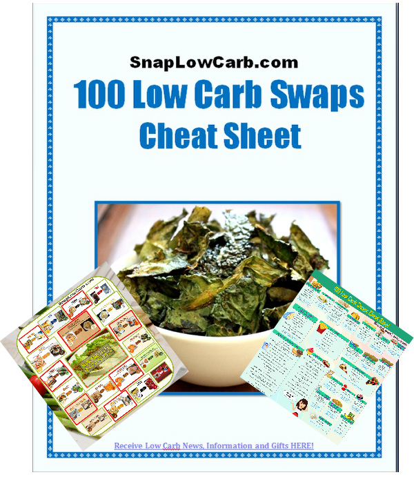 100 Low Carb Swaps