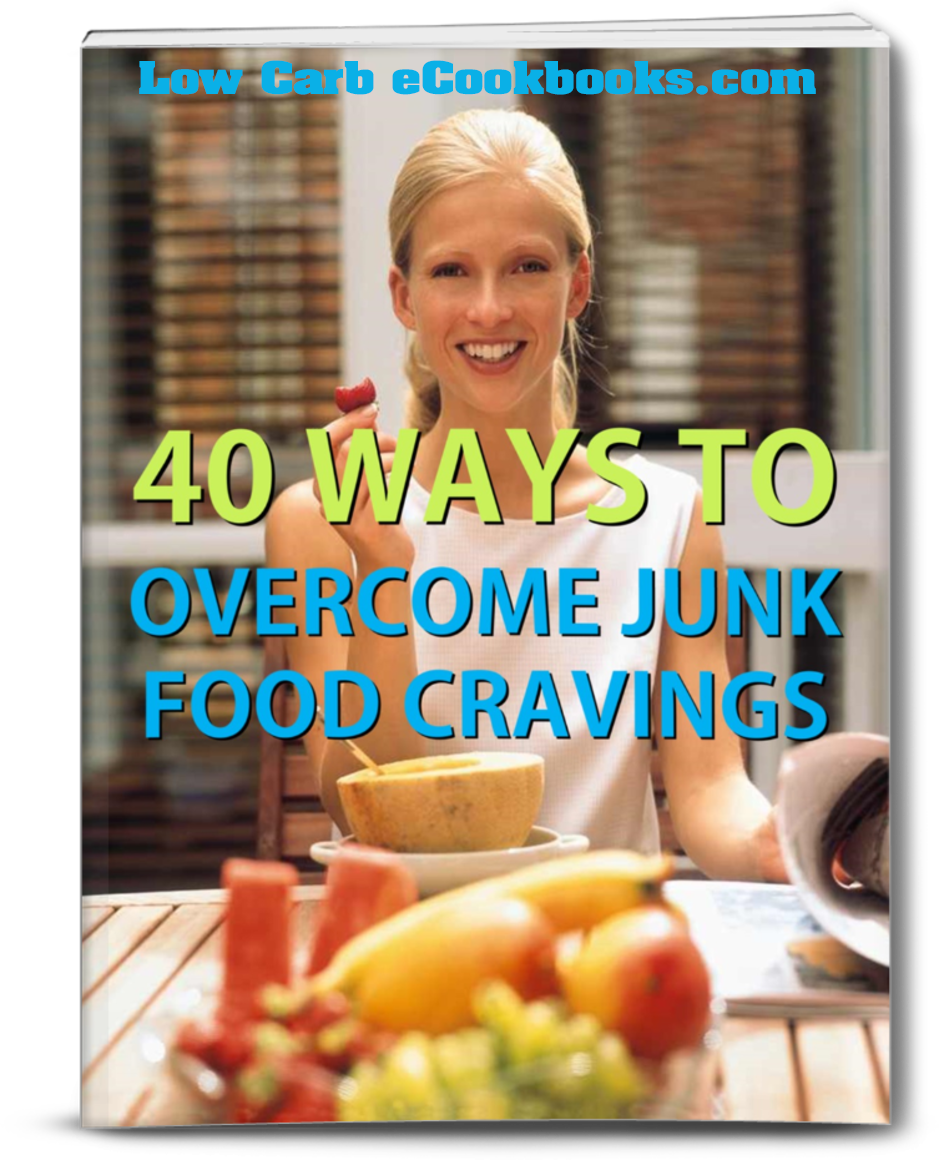 Overcome Junk Food Cravings